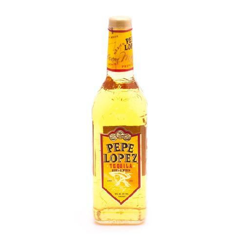 Pepe Lopez Tequila Gold 1.75L