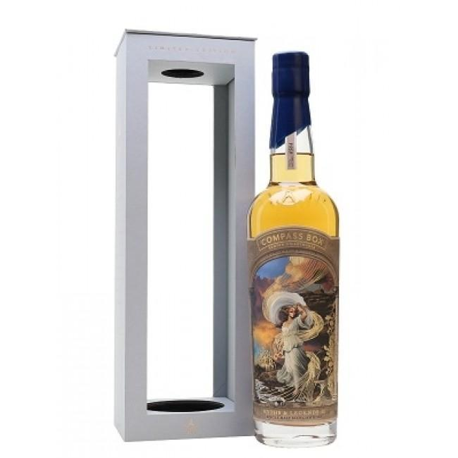 Compass Box 'Myths & Legends Ii' Single Malt Scotch Whisky, Highlands, Scotland - 750ML