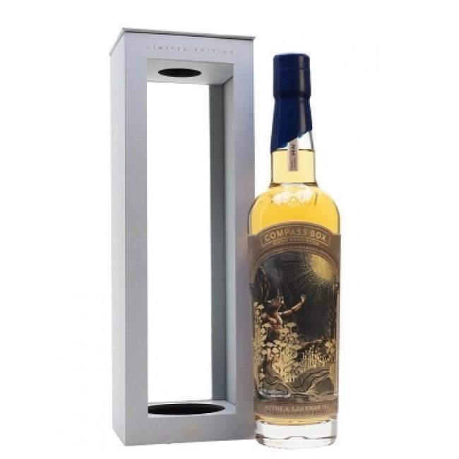 Compass Box 'Myths & Legends Iii - 750ML