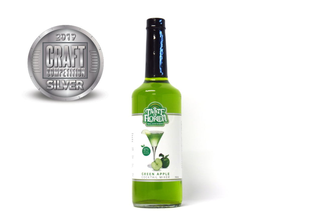 Taste of Florida Green Apple 750 ML (Glass)