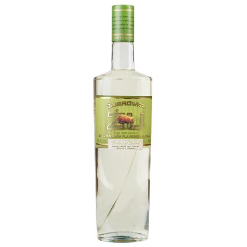 Zu Vodka Zubrowka The Original Bison Grass - 750ML