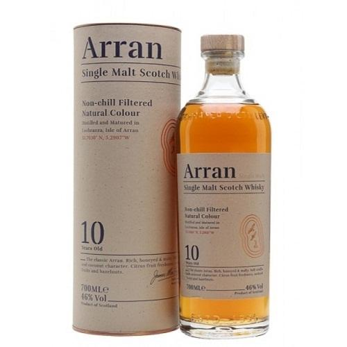 The Arran Malt 10Yr 750ML
