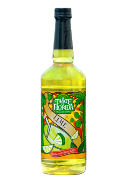 Taste of Florida Lime Juice 32 OZ. (Plastic)