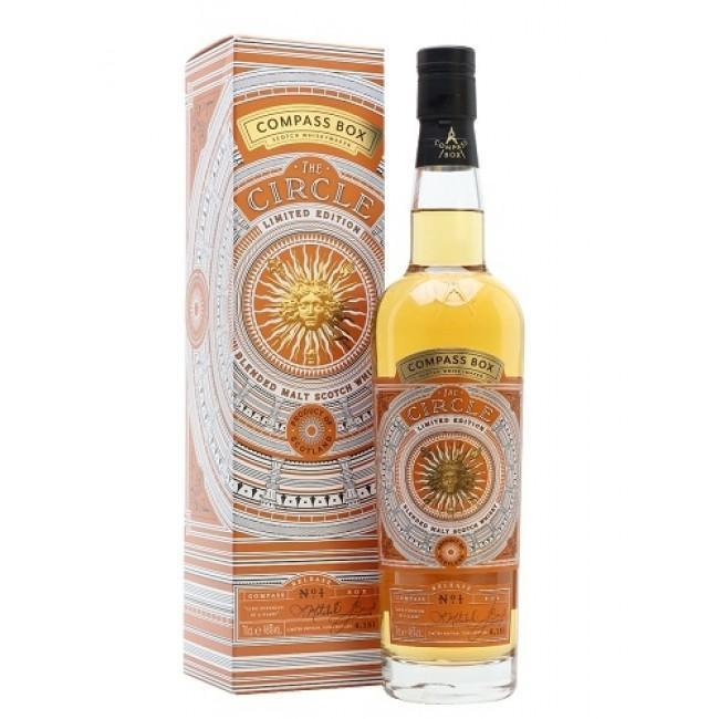 Compass Box The Circle 750ML