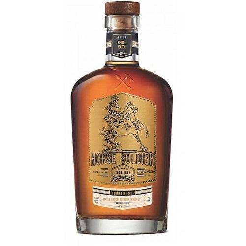 Horse Soldier Signature small batch Bourbon - 750ML