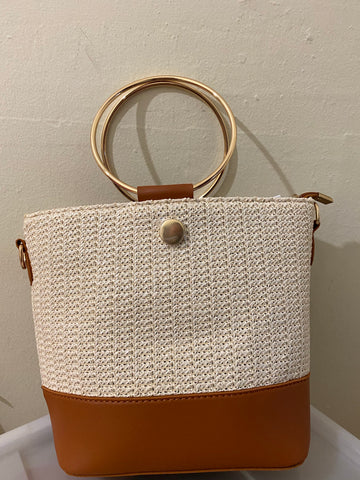 Handbag Tan Base