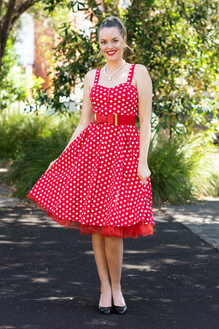 Love Minnie Sun Dress