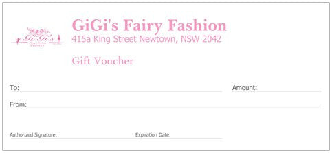 Gift Voucher Online Use