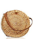Natural Straw Bag