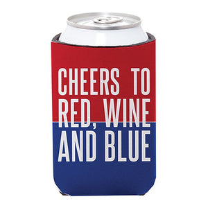 Insulated Can Cover - Cheers USA