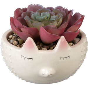 Planter - Hedgehog