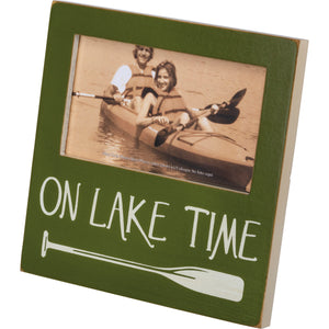 On Lake Time Frame