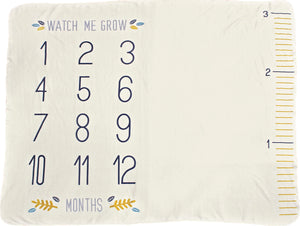 Milestone Blanket - Grow