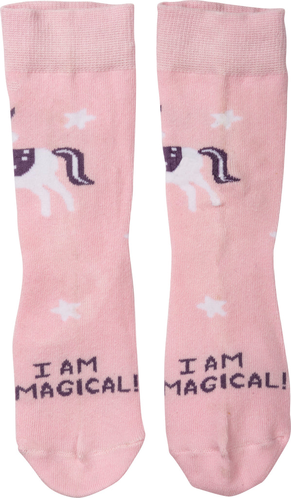 Socks - I Am Magical