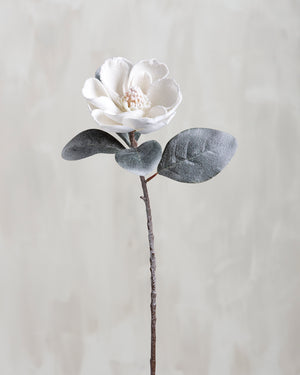 Single Magnolia Flower Pick