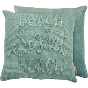 Pillow - Beach Sweet Beach