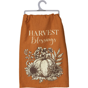 Dish Towel - Harvest Blessings