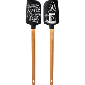Spatula - A Little Coffee