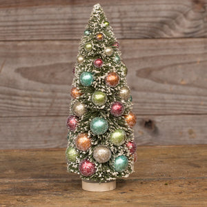 [CHRISTMAS] Pastel Bottlebrush Tree