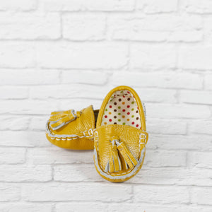 Baby Leather Moccasin Shoes