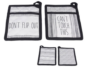 Punny Pot Holders