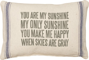 Pillow - You Are My Sunshine