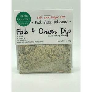 Fab 4 Onion Dip Mix
