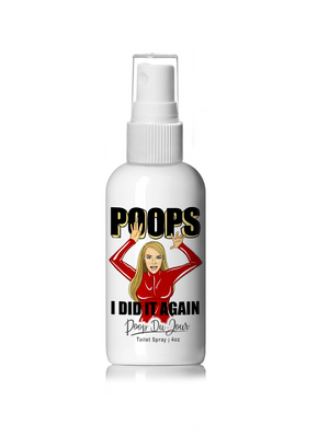 Toilet Spray - Britney Spears