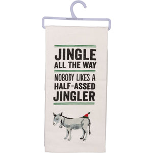 Dish Towel - Jingle All