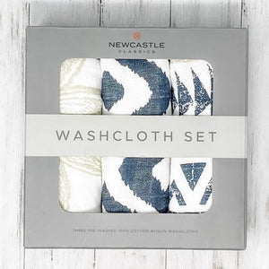 Washcloth Set - World Wanderer