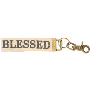 Keychain - Blessed