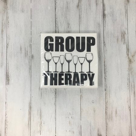 Twisted Napkins - Group Therapy
