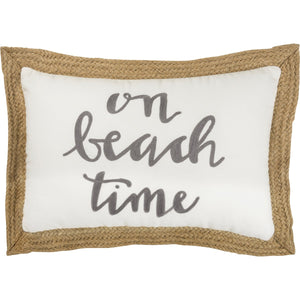 Pillow - On Beach Time