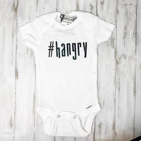 Snarky Onesies - Hangry