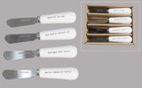 Ceramic Spreaders, Assorted