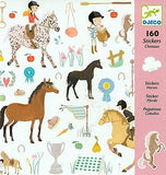 Horses Sticker Set