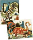 Dinosaur Art by Number Mosaics