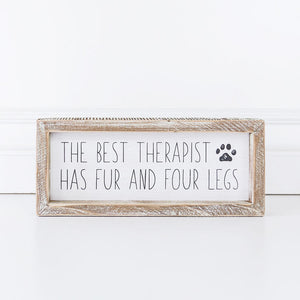 The Best Therapist Has Fur...