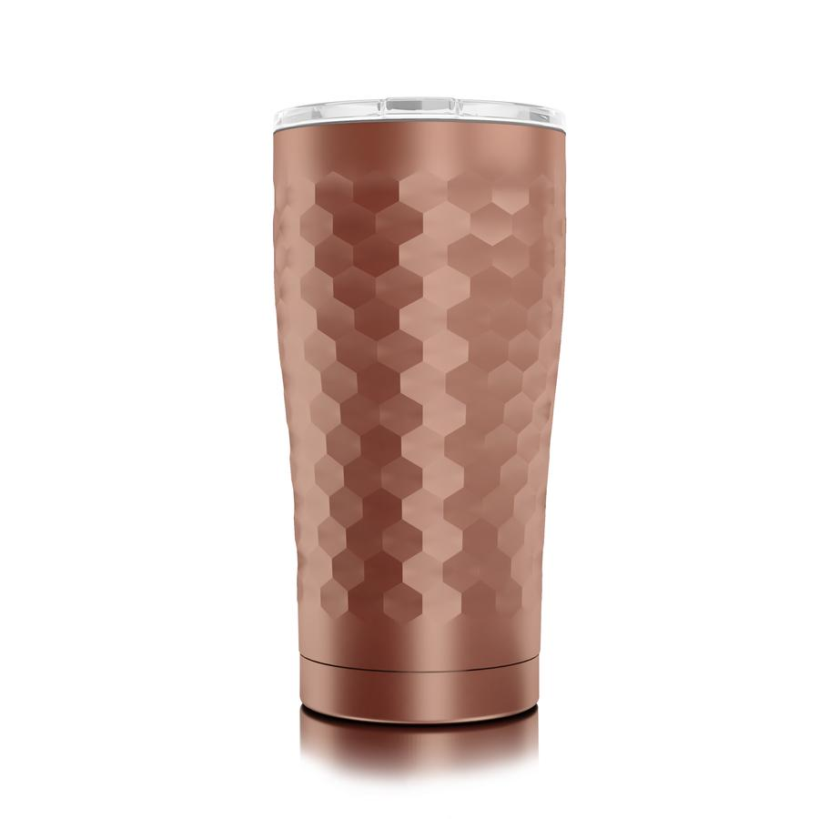 20 oz. Hammered Copper Tumbler by SIC