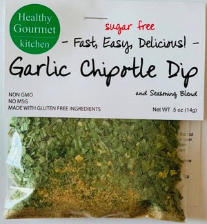 Garlic Chipotle Dip Mix