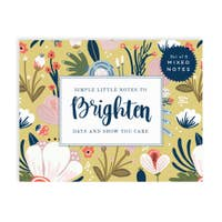 Brighten Notes Boxed Stationary Set