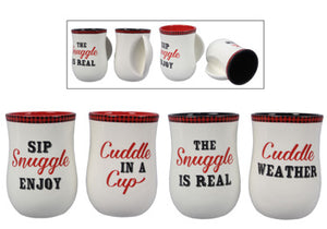 Cuddle In a Cup Mug