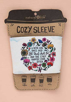 Wise Girl Cozy Sleeve