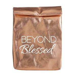 Lunch Bag - Beyond Blessed