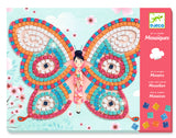 Butterfly Art by Number Mosaics