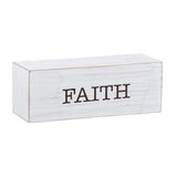 Message Block - Faith