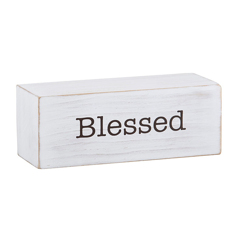 Message Block - Blessed