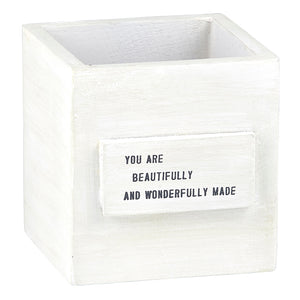 Nest Box - You Are Beautifully and Wonderfully Made