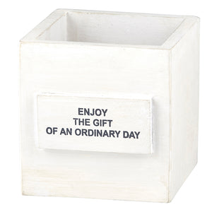 Nest Box - Enjoy the Gift of an Ordinary Day