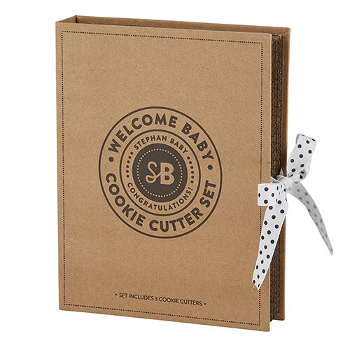 Cookie Cutter Box Set - Welcome Baby